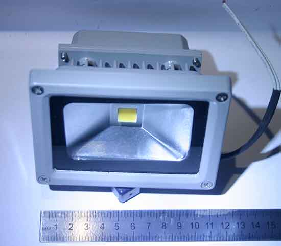 outdoor flood light lamp
